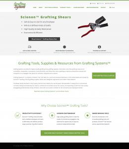Grafting Systems - Wordpress Ecommerce