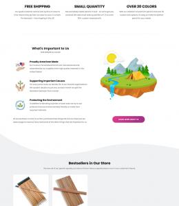 Pencilify Ecommerce Wordpress Website